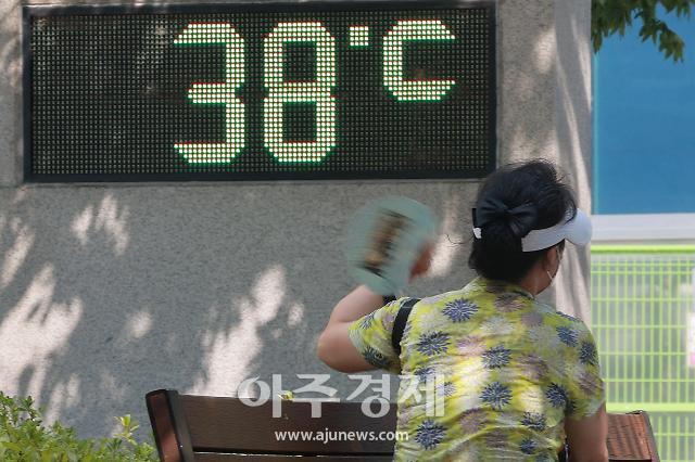 35도 안팎 찜통더위에 온열질환자 869명…지난해보다 2.4배↑