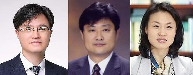 새 대법관 후보, 손봉기·하명호·오경미 3인으로 압축