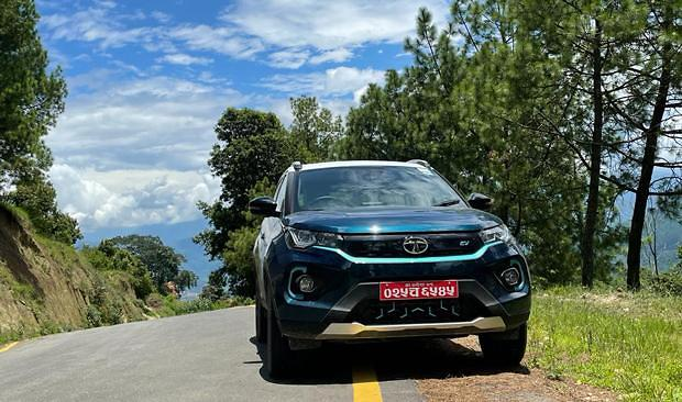 [NNA] 印 타타車, 넥슨EV 네팔에 출시