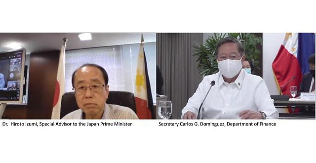 [NNA] 日-필리핀 인프라합동위 개최... 1조엔 지원 실현 확인