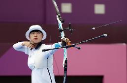 [2020東京五輪] アーチェリー女子個人アン・サン、決勝進出へ