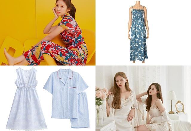 [더워도 집콕] 패션가 여름 휴가철 홈캉스 정조준