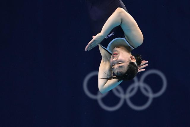 [도쿄올림픽 2020] 다이빙 김수지, 첫 준결승에서 15위... 결승행 무산