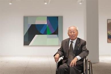 미술계 살아 있는 전설 이준 화백 별세…향년 102세