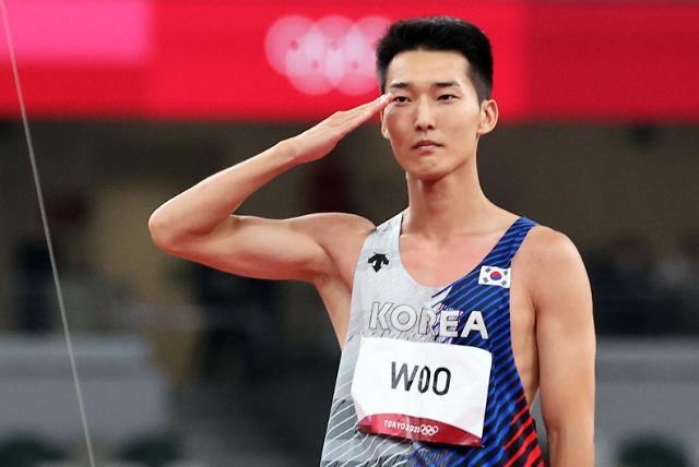 韩选手禹相赫刷新跳高韩国纪录