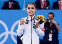 [2020東京五輪] 韓国女子体操ヨ・ソジョン、銅メダル獲得・・・大韓民国女子器械体操歴史上初めて