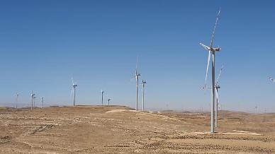 남부발전, 요르단 대한풍력 상업운전 개시…20년간 3600억원 매출 기대