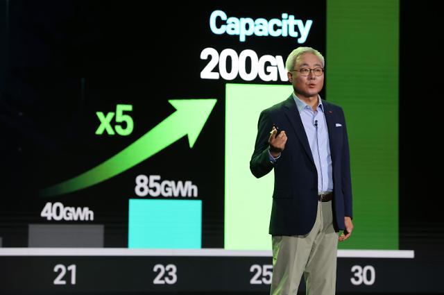 加码价格竞争 韩动力电池三厂提速原材料自主生产
