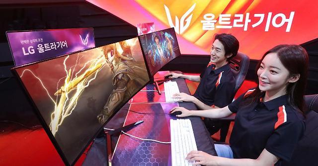 LG전자, 게이밍 모니터 제품군 확대…게임광 찐팬 만든다