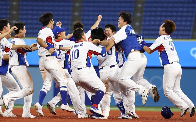 [도쿄올림픽 2020] 도미니카전 기분 그대로…야구 대표팀, 이스라엘전 라인업 유지