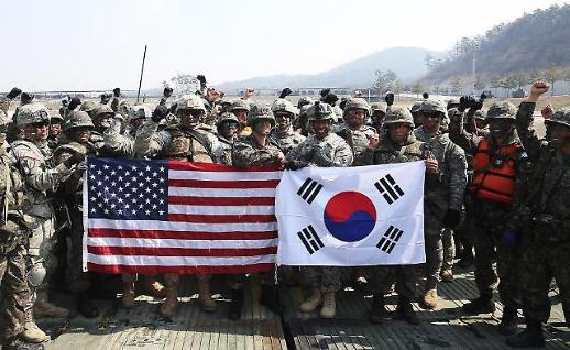 美国防部:是否举行联合军演由韩美决定