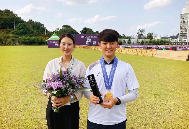 [김호이의 사람들] 도쿄올림픽에서 파이팅 넘치는 김제덕 선수를 지켜본 코치님의 마음