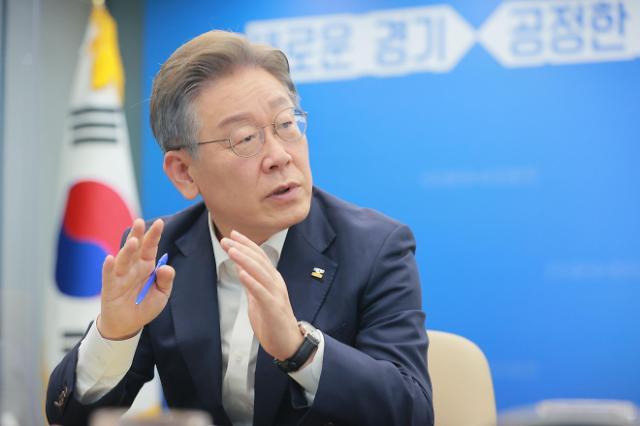 이재명 지사, 경기도 100% 재난지원금 지급 입장 고수