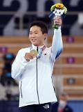 [2020東京五輪] 韓国男子体操シン・ジェファン、金メダル獲得