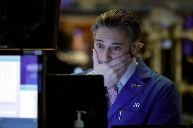 [뉴욕증시 마감] 성장 둔화 우려에 미 국채 1.15%대 진입...다우, 장 막판 급락