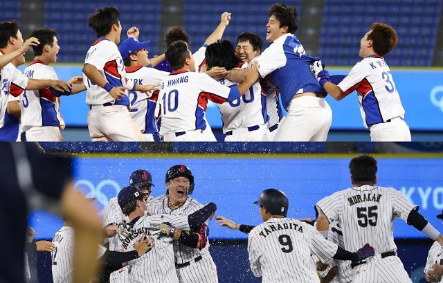 [도쿄올림픽 2020] 야구 대표팀 4일 운명의 한일전
