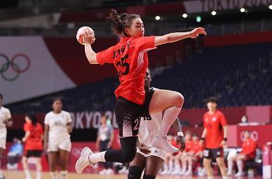 [도쿄올림픽 2020] 여자 핸드볼, 8강 상대는 스웨덴... 4번 연속 만나