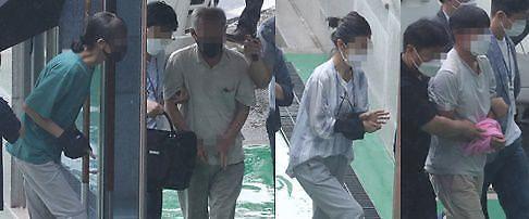 """涉嫌给朝鲜""""办事儿"""" 3名韩国社会活动人员被捕"""