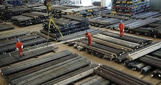 中国钢铁减产令升级 韩国或从中受惠