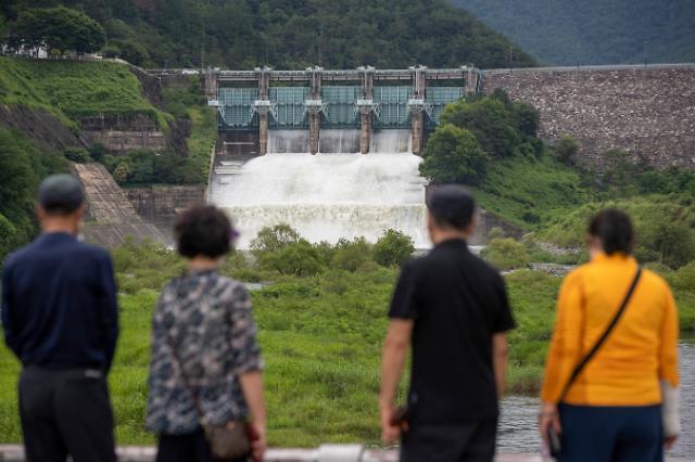 """환경부, 운영·관리 미흡으로 지난해 댐 하류 수해 발생...""""피해구제 적극 지원"""""""