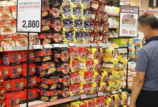 """菜篮子物价持续高位运行 韩国或再现""""农业通胀"""""""