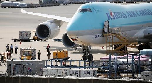 仁川国际机场启用20年货邮吞吐量破5000万吨