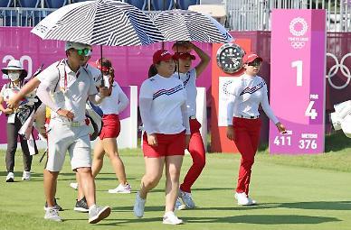 [도쿄올림픽 2020] 금·은·동 노린다…여자 골프 대표팀 어벤쥬스 4일 출격