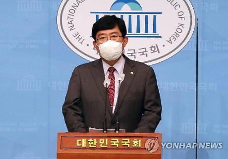 """""""요건 갖춘 코인거래소에 실명계좌 발급""""...윤창현, 특금법 개정 추진"""