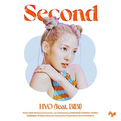 少女时代孝渊将发布新歌《Second》