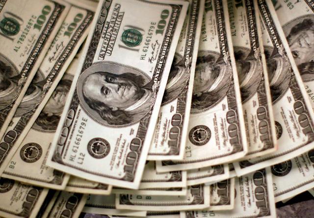 7월 외화보유액 4586억달러 역대 최대…올해에만 4번째 경신