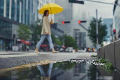 [내일 날씨] 찌는 듯한 한증막 더위…전국 곳곳 소나기