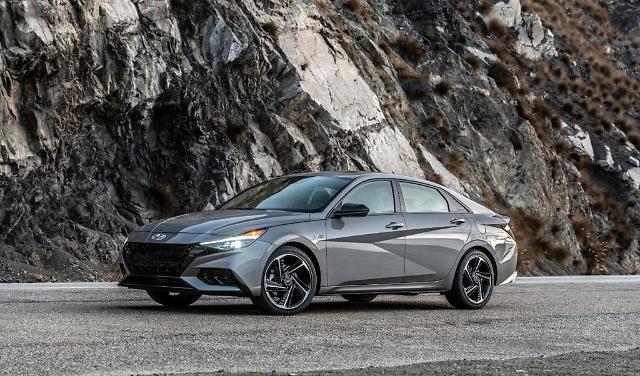 현대차, 7월 미국 판매 6만8500대, 전년比 19%↑...친환경차 판매 5배 늘었다