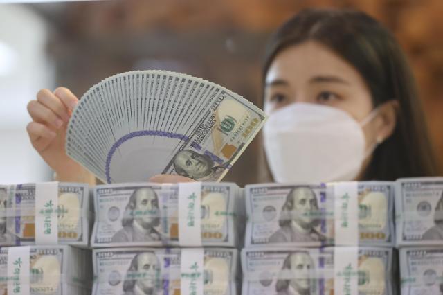 韩7月外汇储备再创新高