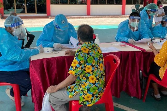 [NNA] 태국 신규감염자 1.9만명, 사망자는 147명(3일)