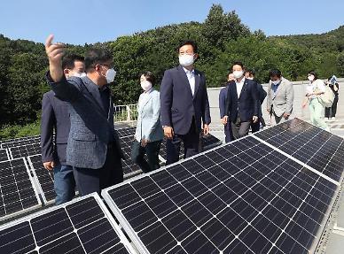 태양광 발전 7월 피크시간 전력수급 11% 기여