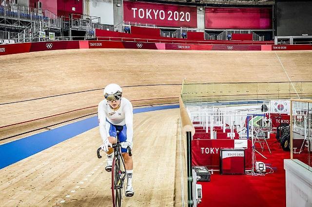 [도쿄올림픽 2020] 이루어지지 않은 사이클 이혜진의 꿈