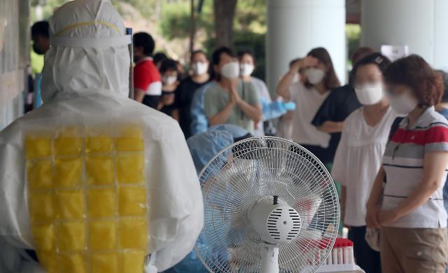 韩国新增1776例新冠确诊病例
