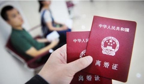 중국, 이혼 대폭 줄었다…숙려제 때문 VS 결혼 안해서