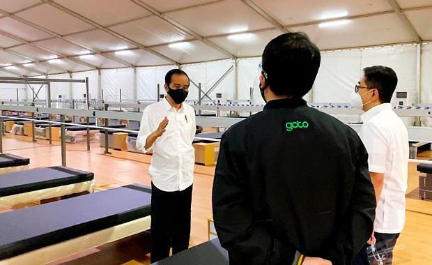 [NNA] 印尼 자카르타에 코로나 환자 수용 민간시설 개소