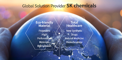 SK Chemicals partners with mineral water company to recycle PET bottles into plastic raw materials