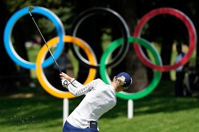 [도쿄올림픽 2020] 멀어진 메달권…김세영·고진영 선두와 8타 차