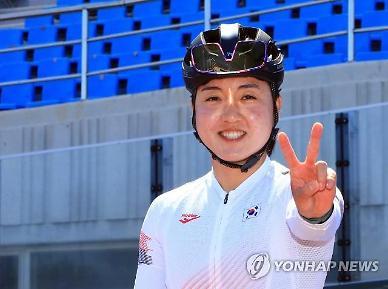 [도쿄올림픽 2020] 이혜진, 트랙 사이클 스프린트 64강서 고배…패자부활전으로