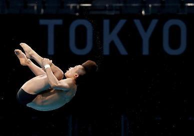 [도쿄올림픽 2020] 다이빙 남자 10m, 김영택·우하람 나란히 준결승 진출
