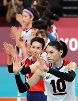 [2020東京五輪] バレーボール女子、ブラジルに0-3で敗北・・・8日にセルビアと銅メダル決定戦