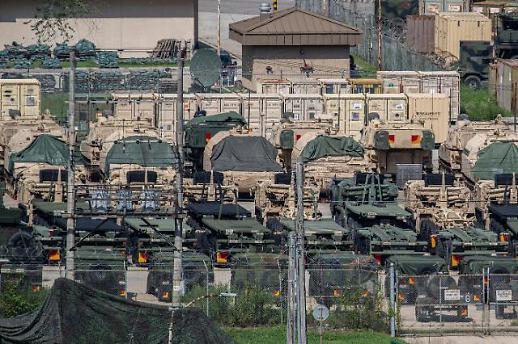 消息:韩美联合军演将缩小规模举行