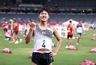 [도쿄올림픽 2020] 폐회식 기수는 근대5종 첫 메달의 주인공 전웅태