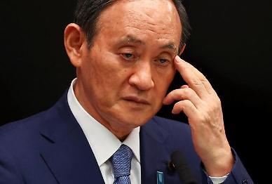 역대급 올림픽 저주…스가 일본 총리가 맞을 후폭풍