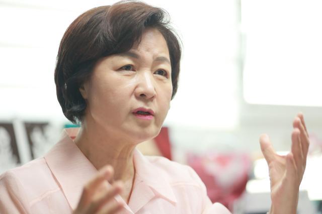 """추미애 """"與, 대선 이기려면 열린민주당과 통합해야"""""""