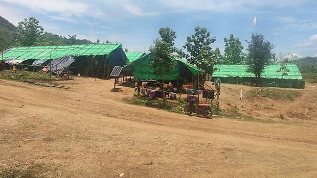 [NNA] 미얀마 피난민 캠프에 산소 절실... 日 NGO 호소