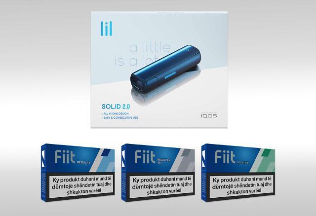 KT&G 전자담배 '릴', 러‧일 이어 알바니아까지…10개국 진출